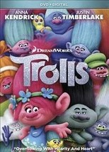 Trolls (DVD, 2017)