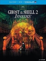 Ghost In The Shell 2:Innocence (Blu-ray, 2017)