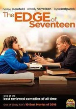 Edge Of Seventeen (DVD, 2017)