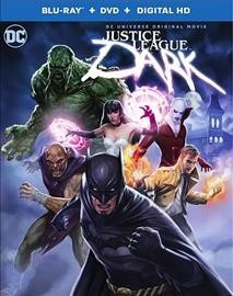 Justice League Dark (Blu-ray, 2017)