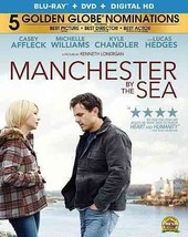 Manchester By The Sea (Blu-ray, 2017)