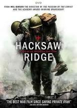 Hacksaw Ridge (DVD, 2017)