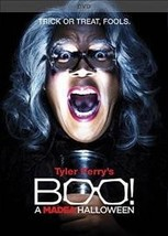 Tyler Perry'S Boo A Madea Halloween (DVD, 2017)