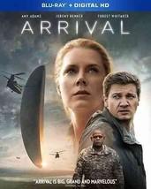 Arrival (Blu-ray, 2017)