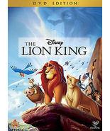 The Lion King (DVD, 2011) Disney BRAND NEW - $7.50