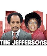 SHERMAN HEMSLEY ISABEL SANFORD THE JEFFERSON TV LOGO 8X10 PHOTO 9F-422 - $15.83