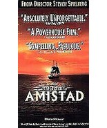 BRAND NEW FACTORY SEALED Amistad (VHS, 1998) Morgan Freeman, Anthony Hop... - $9.89