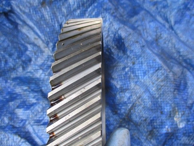 94-01 Acura Integra GSR B18C1 4.64 final drive ring gear 65 teeth OS Giken rare