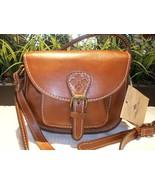 Patricia Nash Leather Crossbody Bag Argos C/B H... - $89.00