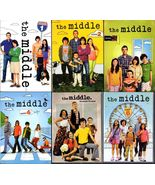 The Middle: Complete Seasons 1-6 Collection 1 2... - $55.00