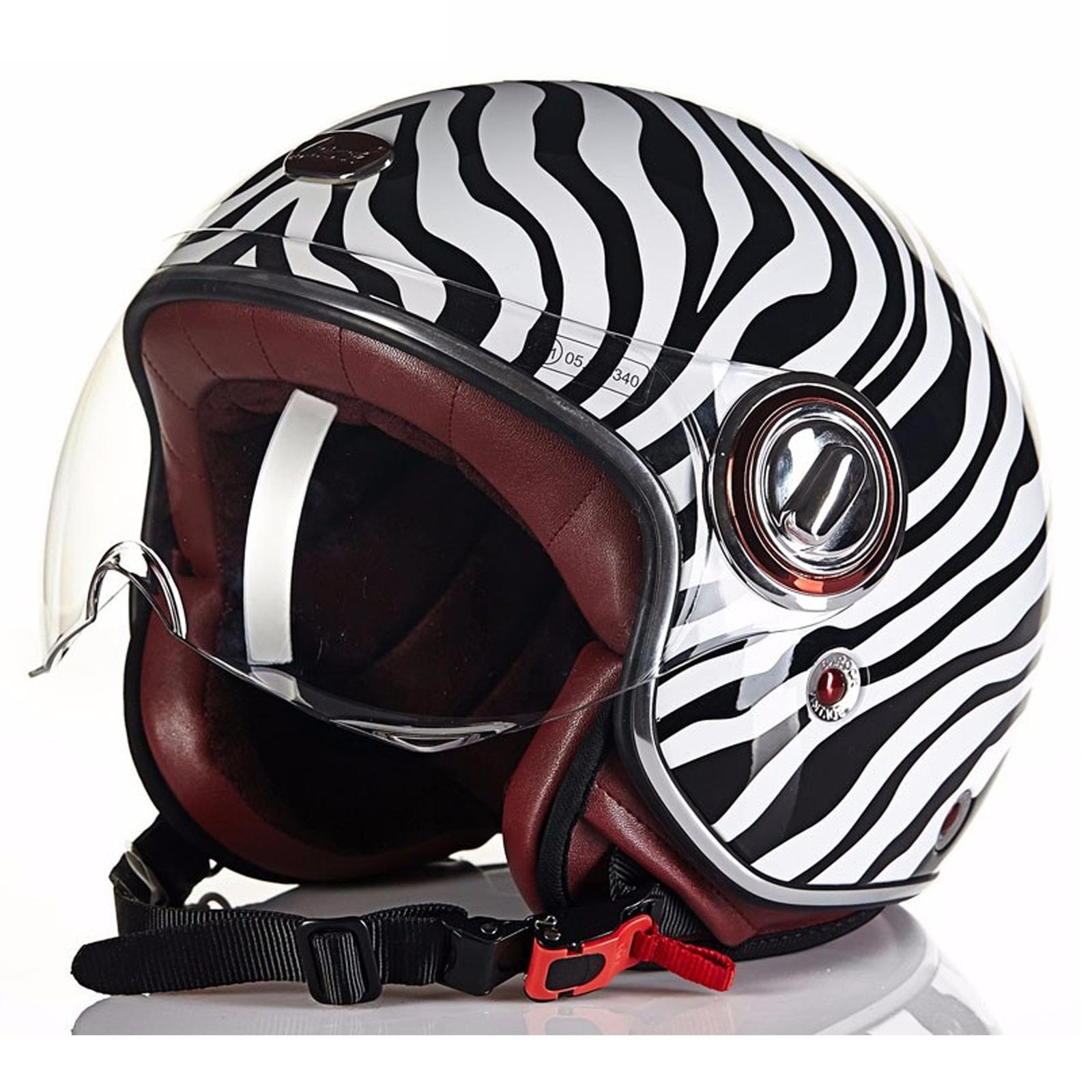 Beon helmet Motorcycle half helmet electric bicycle Open ...