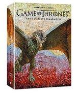 Game of Thrones Complete Seasons 1-6 DVD Box Se... - $28.00
