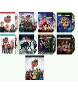 The Big Bang Theory: Seasons 1-9 1 2 3 4 5 6 7 ... - $53.00