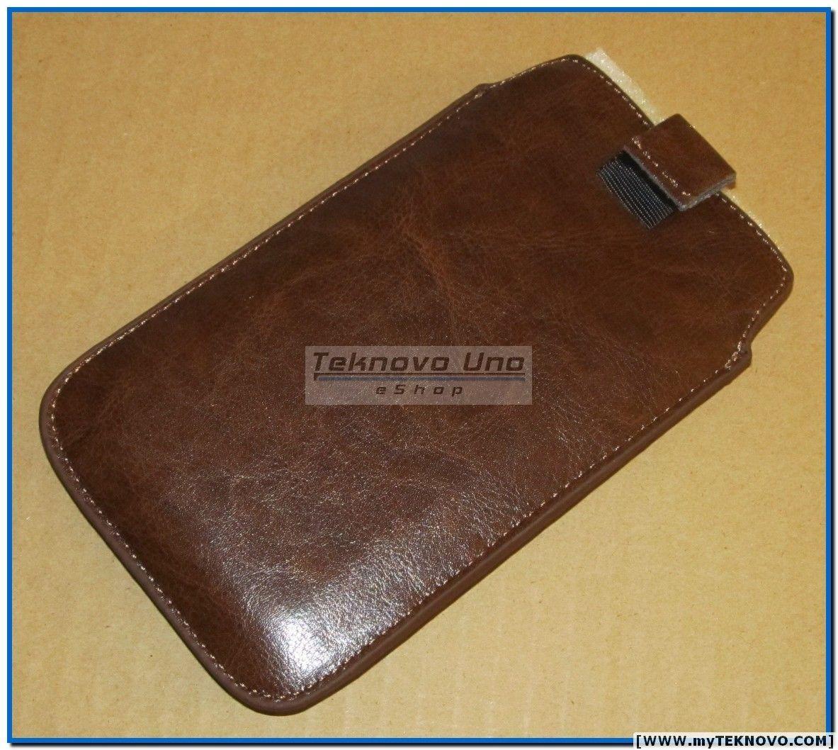 x2 Soft Brown Pouch Case for HP 10c, HP 11c, HP 12c, HP 12CP, 15c, 16c NEW