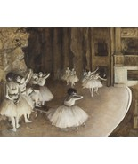 Edgar Degas Ballet Rehearsal on Stage 1000 pcs Jigsaw puzzles TOMAX Art ... - $23.36