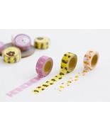 LINE Friends [JAPAN ORIGINAL] Pattern Masking Tape 3 Types Character Dec... - $12.19+