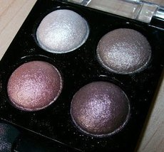 Hard Candy Mod Quad Baked Eye Shadow 719 Brownie Points - $19.99