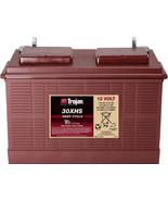 NEW Trojan 30XHS 12V 12 Volt Golf Cart Battery RV marine solar deep cycle - $171.49
