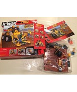 NEW-K'nex Collect & Build Set Construction Crew #2 Front Loader  120 pcs. - $22.00