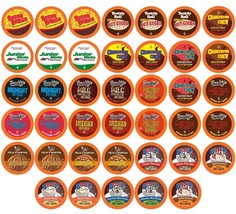 Two Rivers Chocolate Hot Cocoa Sampler Pack Single-Cup for Keurig K-Cup ... - $38.69