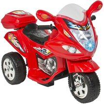 Kids Ride On Motorcycle 6V Toy Battery Powered ... - $73.65