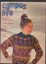 Campus Life Magazine January 1967 Billy Graham - $14.03