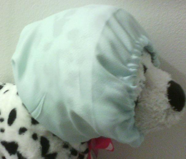 Blue Sky Elastic Dog Snood Neck/Ear coverings for dog shows feeding time daily w