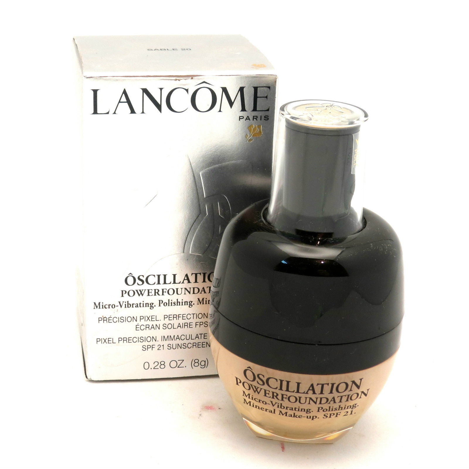 Lancome Oscillation Powerfoundation Mineral Makeup Spf15