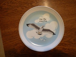 Cape May-Lewes Ferry Seagull Collector Plate - $14.85