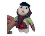 Mini Stuffed Toys Amigurumi Table Deco Birthday Gift Crochet Toys - $13.00