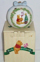 Disney Winnie Pooh Piglet Ornament Christmas Tree Star Makes Difference ... - $34.95