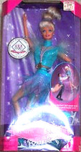 Olympic USA Skater Barbie Doll Blue Outfit 1997 Collectible Retired Vint... - $59.95