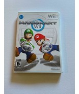 Mario Kart Wii - (Nintendo Wii, 2008) ~ Fun Kids Racing Game ~ TESTED - £18.62 GBP