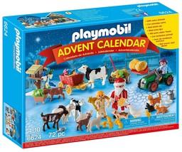 PLAYMOBIL Advent Calendar 'Christmas on the Far... - $64.57
