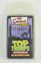 Top Trumps The Simpsons Horror Edition Specials - Complete - $5.99