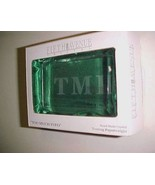 """Fifth Avenue Hand Made Crystal Texting Paperweight TMI 3.5"""" x 2.5"""" x 1"""" ... - $19.78"""