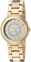Marc Jacobs Women's MJ3465 Courtney Gold-Tone Stainless Steel Watch - $151.09