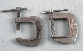 Pair One Inch screw clamps   VS106 - $3.96