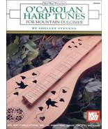 O'Carolan Harp Tunes For Mountain Dulcimer SongBook - $7.95