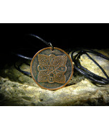 KING SOLOMON'S POWER SPELL GREAT PENTACLE Haunted Wizard Amulet Pendant ... - $333.00