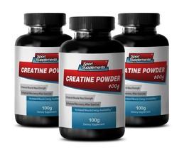 BCAA Amino Acids Powder - Creatine Powder 100g - Boost Sexual Energy 3B - $28.66