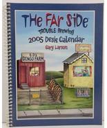 The Far Side Trouble Brewing 2005 Desk Calendar - $5.99
