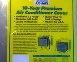 Water Filter AIR CONDITIONING WINDOW UNIT LARGE EXTERIOR COVER AC Safe AC-513