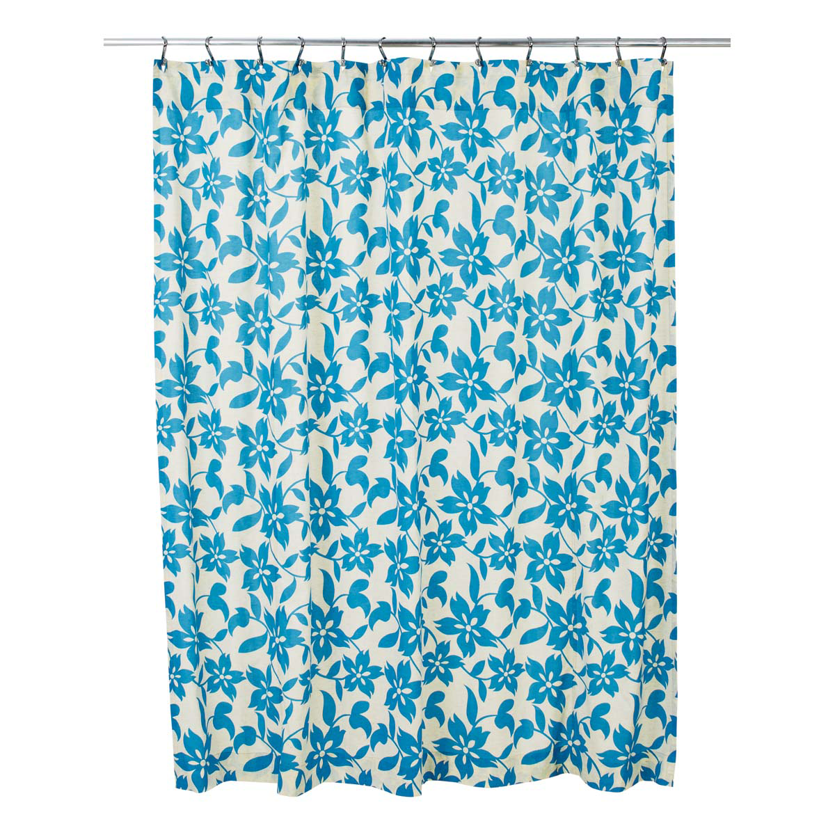 Briar Azure Shower Curtain - Sale Priced - $12 Off - Vhc Brands