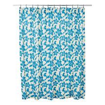 Briar Azure Shower Curtain - Sale Priced - $12 Off - Vhc Brands