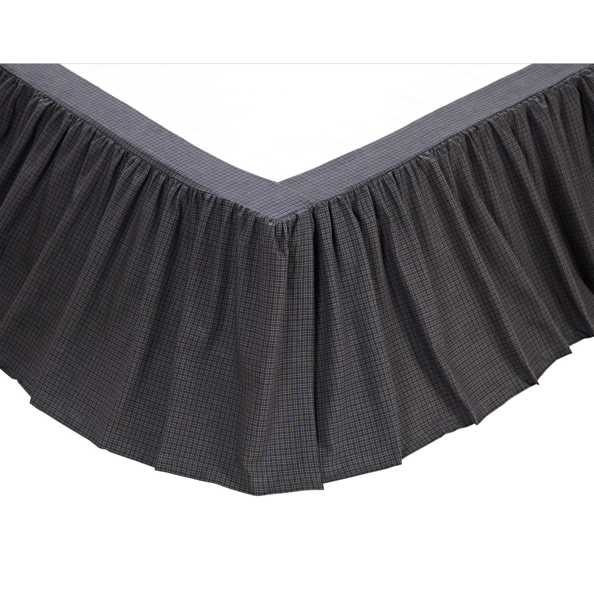 Arlington Bed Skirt - All Sizes Available - Vhc Brands