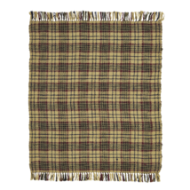 Declan Acrylic Loom Woven Throw