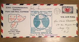 John Iannacone Airship Sky Sailor Hindenburg Crash Survivor 1st Day Cove... - $113.85