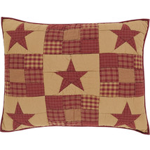 Ninepatchstar quilted standardsham 21x27 front 56c065e3 bcc2 449d 9b7d a9c24a0ff4d2 thumb200