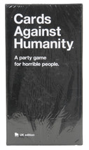 NEW!! Card Party Game: Cards Against Humanity: UK edition FREE UK DELIVE... - $49.95